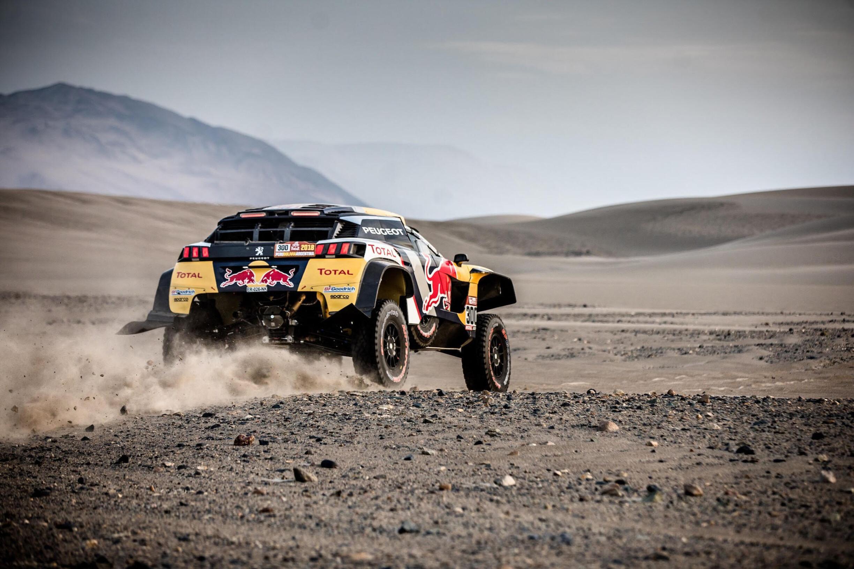 300 S Peterhansel - Dakar 2018 - Etapa 5