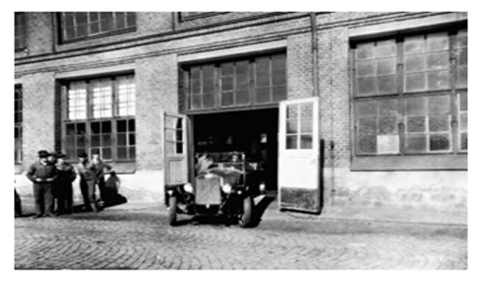91 anos Volvo