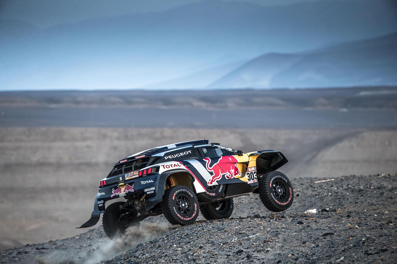 303 C Sainz - Dakar 2018 - Etapa 5