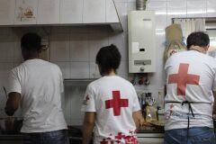Cruz Vermelha de Santo Tirso realiza almoço com refugiados-image