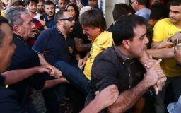 Candidato polémico da extrema direita no Brasil esfaqueado-image