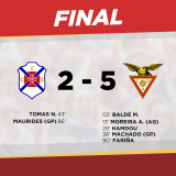 Desportivo das Aves volta a golear-image