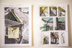 Exposição de alunos de Belas Artes da U. do Porto acaba amanhã-image