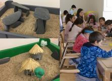 Museu Internacional de Escultura promove oficina de arqueologia-image