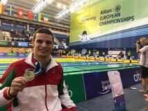 Ivo Rocha arrecada bronze nos Paralímpicos-image