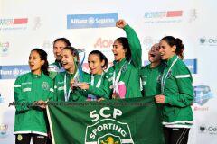 Sara Moreira sagra-se campeã nacional por equipas-image