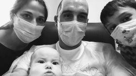 Pais apelam à doação de medula para bebé de quatro meses-image