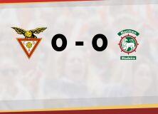 Desportivo das Aves empata com o Marítimo-image