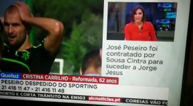 Insólito: Bruno de Carvalho disfarçou-se de reformada de 62 anos?-image