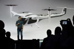 Uber lança projeto de táxis aéreos: Los Angeles será ponto de partida-image