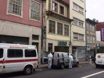 Jovem morre esfaqueado na Baixa do Porto-image