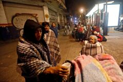 Sismo no México deixa toda a América Central sob alerta de tsunami-image