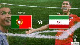Mundial 2018: Portugal X Irão-image