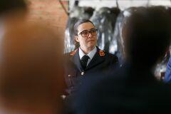 Câmara presta voto de louvor à primeira mulher comandante-image
