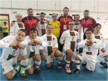 Seleção Nacional de Síndrome de Down derrota campeões do mundo-image