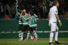 Aves perde por 3-0 contra o Sporting-image