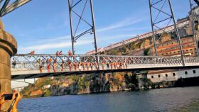 Saltos da Ponte Luís I em novo filme de Bollywood-image
