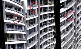 Avense morre ao tirar selfie do 27º andar-image