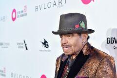 """Joe Jackson está """"nos seus últimos dias"""", revela a família-image"""