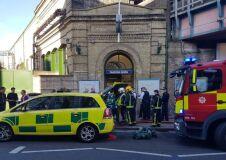 22 feridos em explosão de engenho artesanal no metro de Londres-image