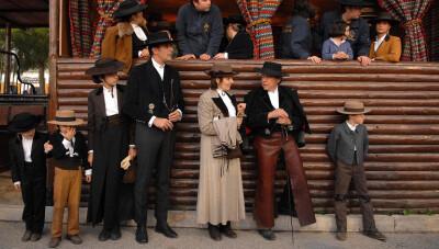 ABC do Traje Português de Equitação