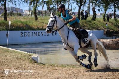 Desporto equestre na Academia Militar