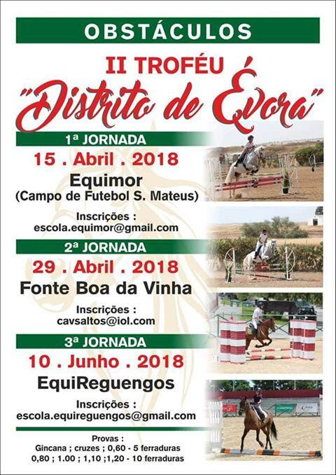 II Troféu Distrito de Évora