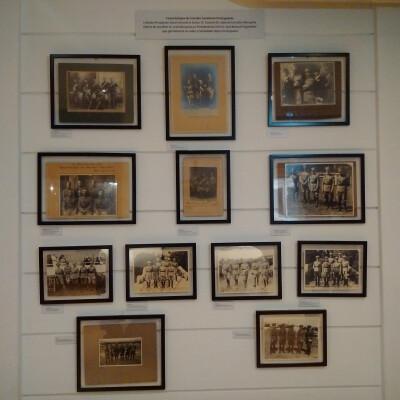 Grandes Cavaleiros Portugueses em exposição na SHP