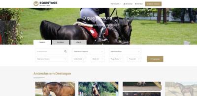 Lançamento do Equistage.com