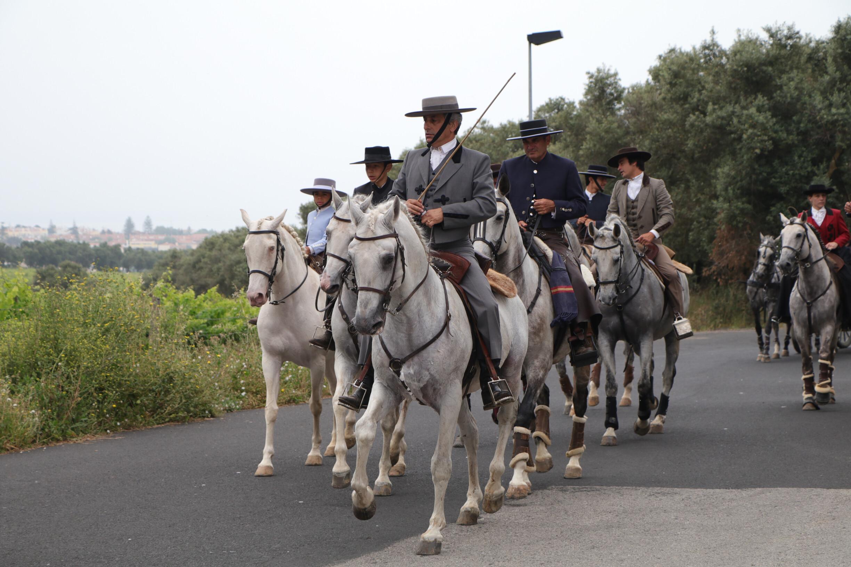 Passeio Festa do Cavalo Porto Salvo