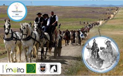 XVIII Romaria a Cavalo Moita - Viana do Alentejo