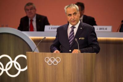 Presidente da FEI eleito para comité olímpico