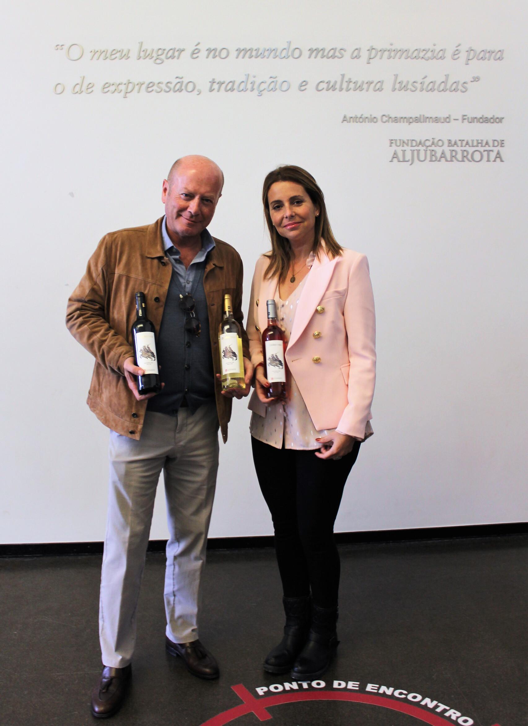 Marca Aljubarrota - Sofia Grillo e Luis Esparteiro 2