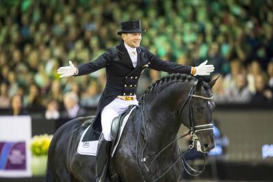 Última qualificativa no Dutch Masters