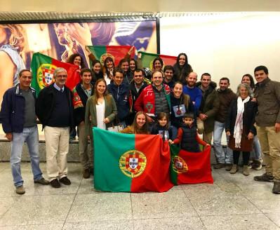 Portugueses vitoriosos no Salão do Cavalo de Paris
