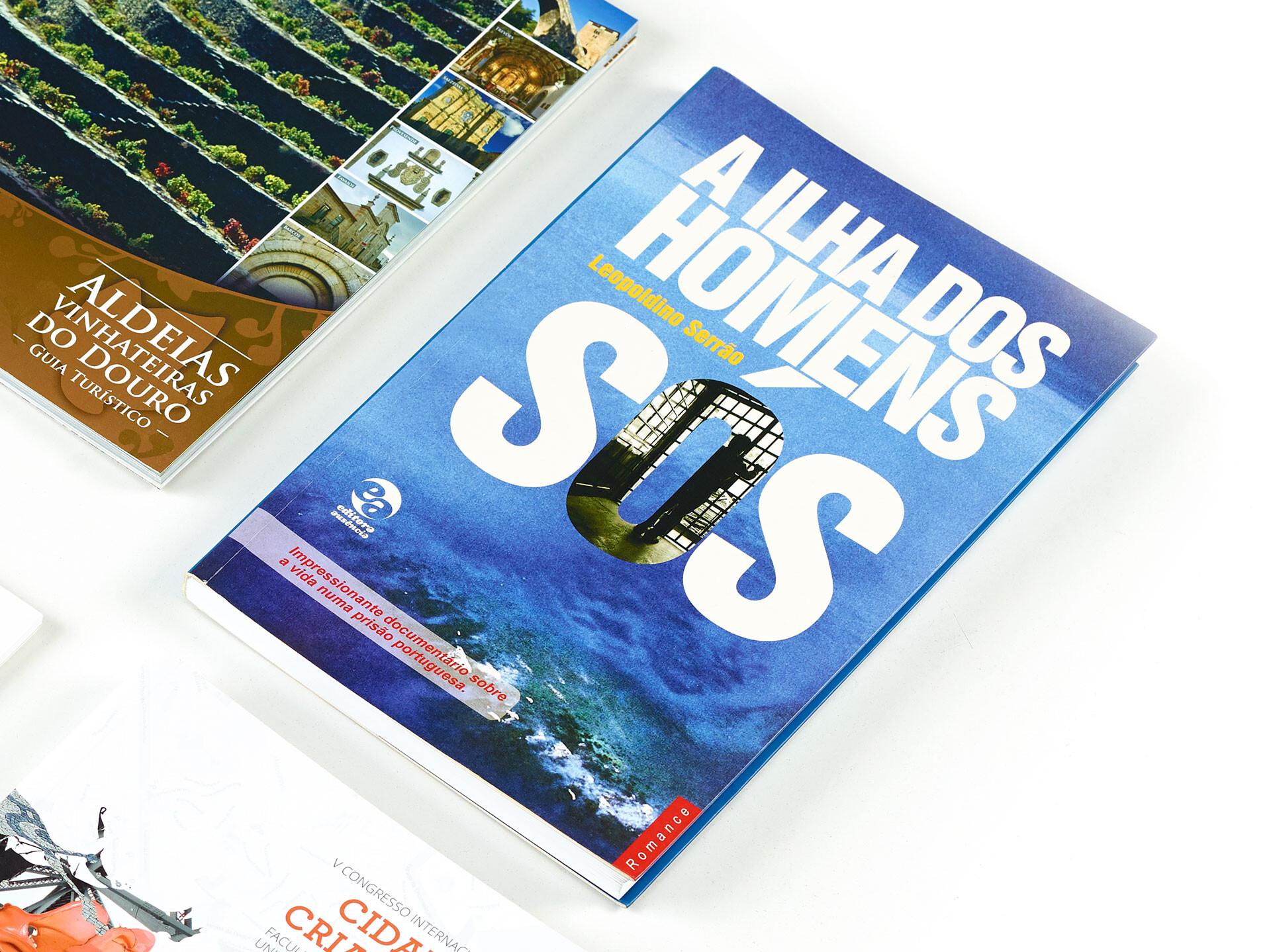 Livros- Ilha dos Homens