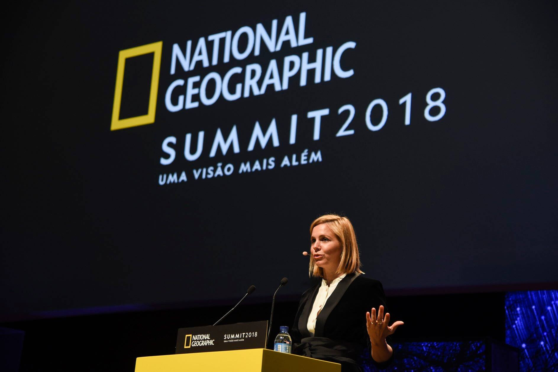 NATIONAL GEOGRAPHIC SUMMIT 2018