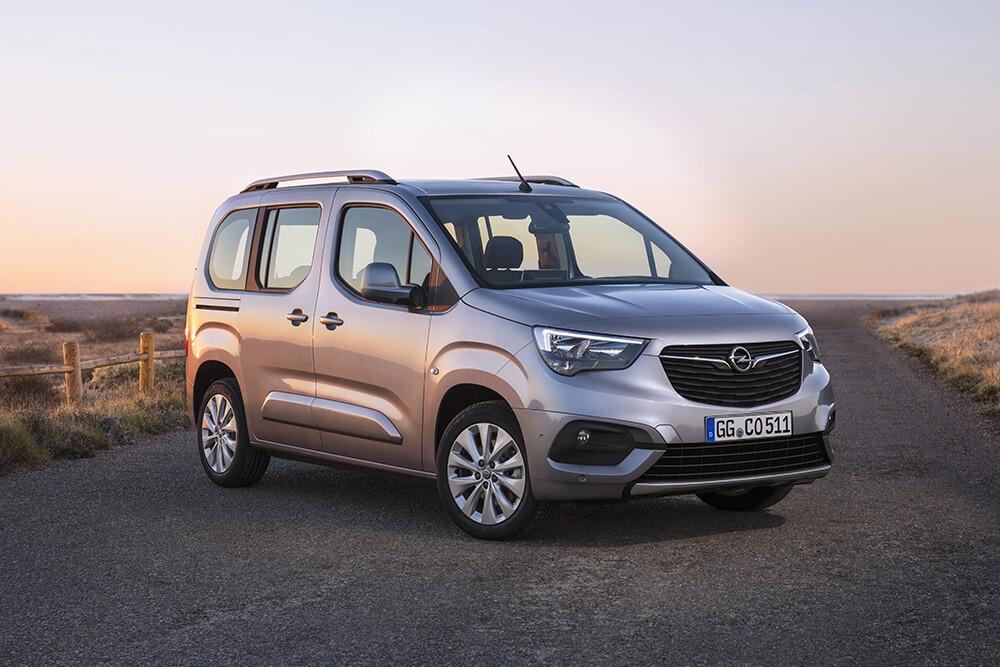 Opel Combo Life4