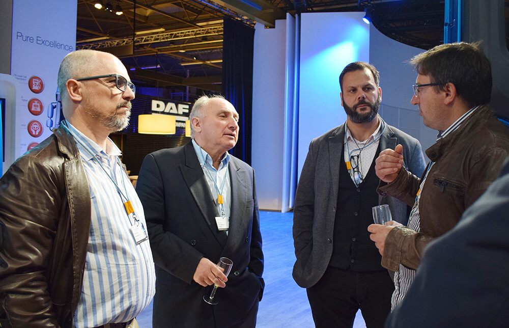 DAF Experience