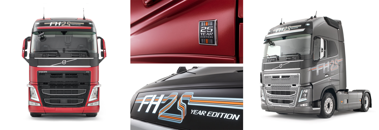 Volvo FH Edição Especial 25 anos