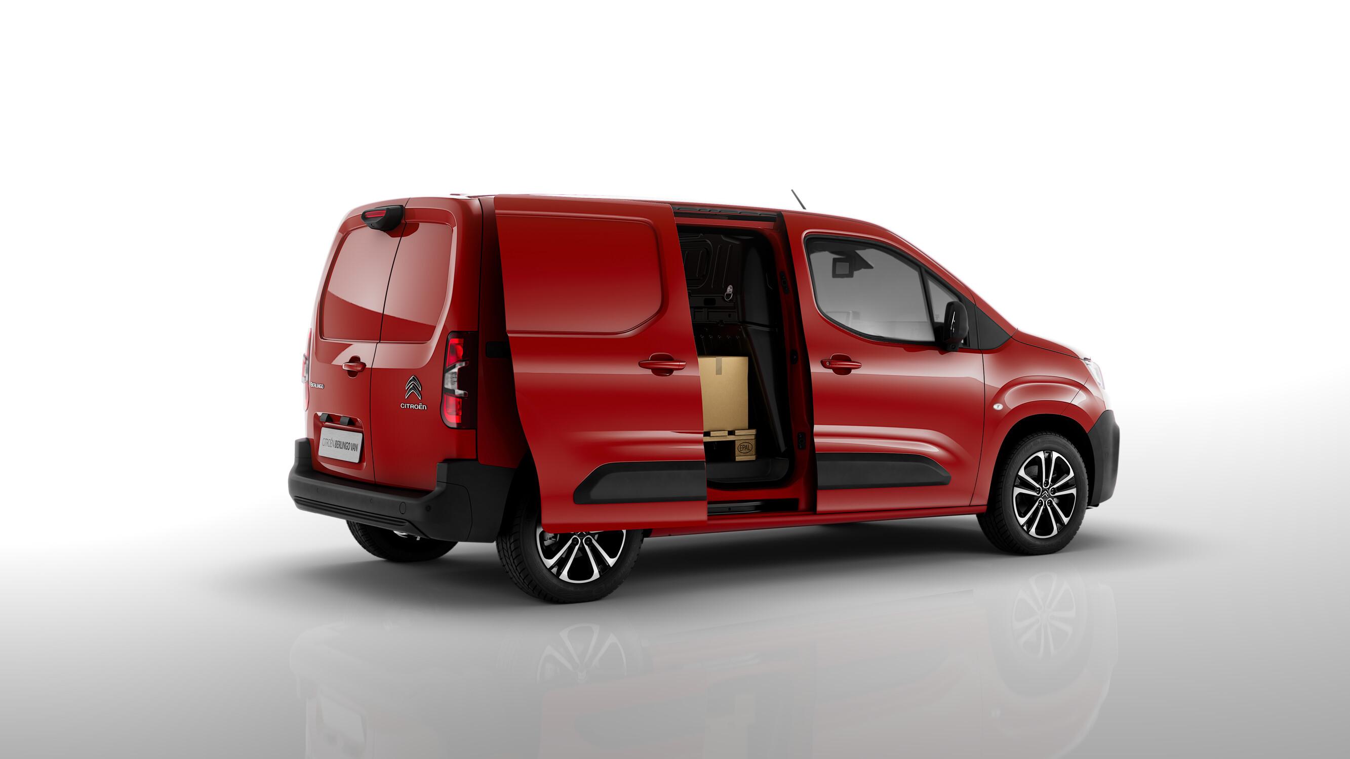 Novo Citroën Berlingo Furgão - 04