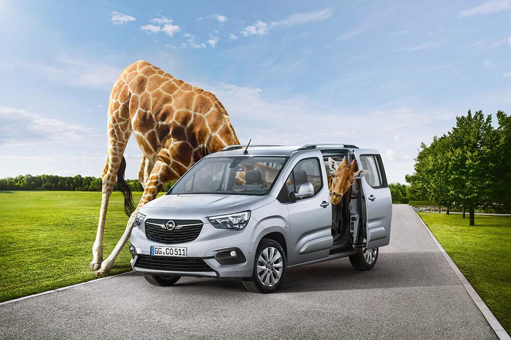 Opel Combo Life3