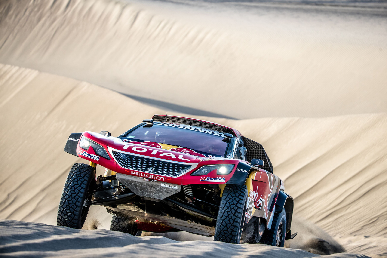 308 C Despres - Dakar 2018 - Etapa 5