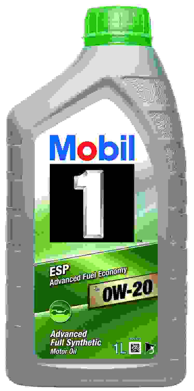 Mobil 0W-20