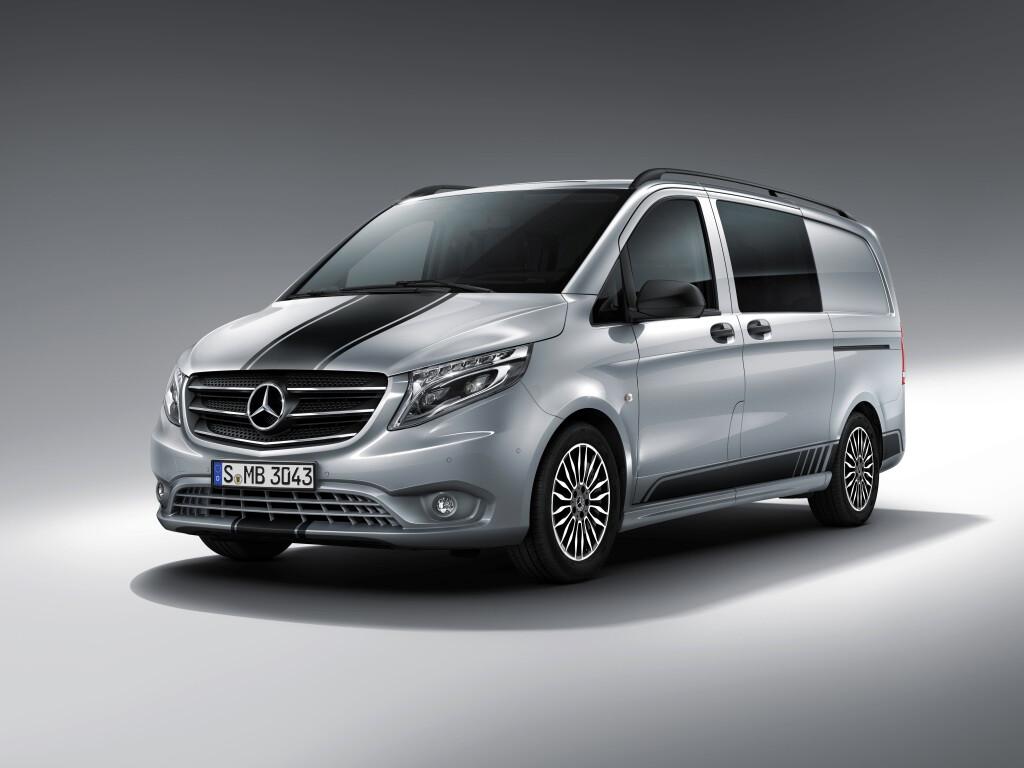 Mercedes-Benz Vito Sport Line (1)