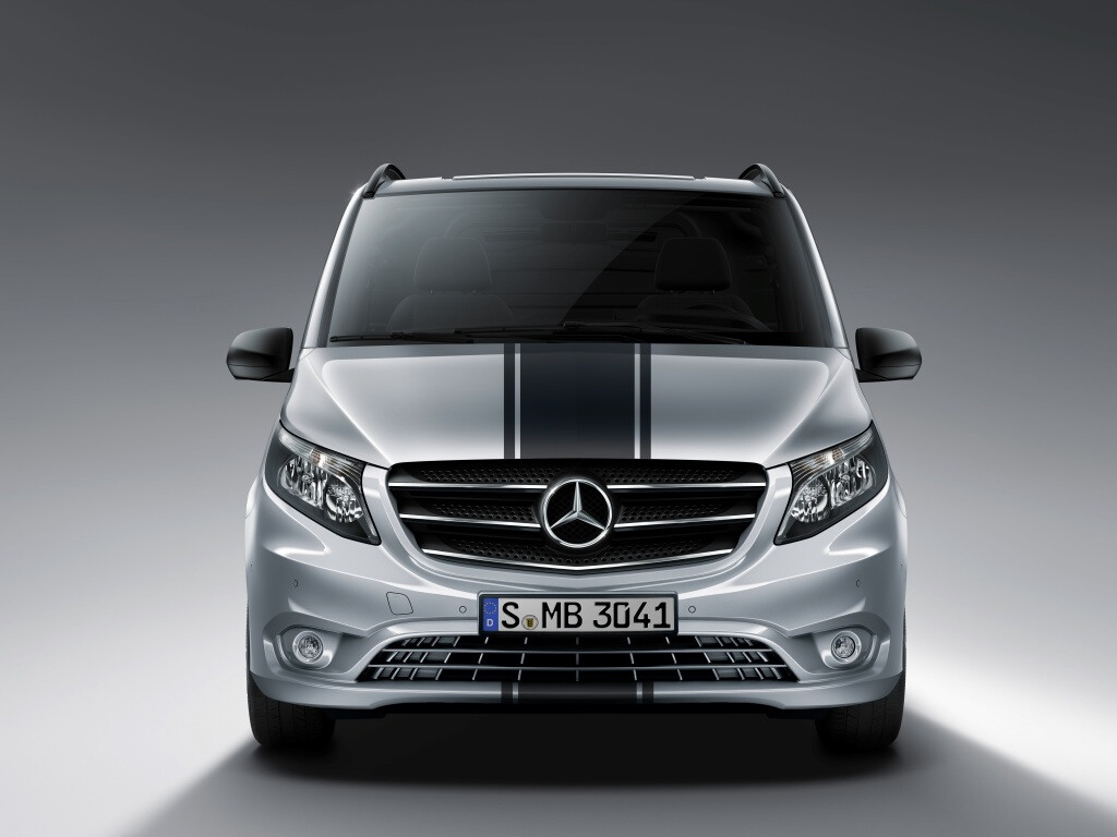 Mercedes-Benz Vito Sport Line (2)