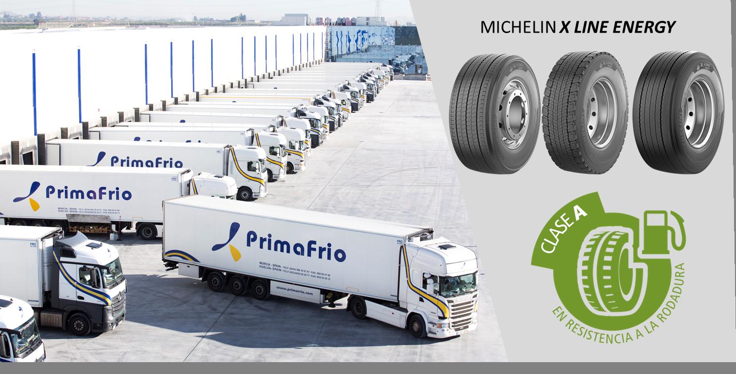 Acordo Michelin-Primafrio