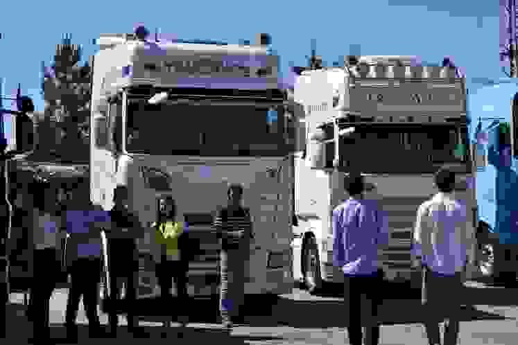 Transwhite ganhou o Prémio para o Camião Mais Novo e Mais Restaurado
