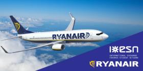 Ryanair oferece descontos a alunos de Erasmus-image