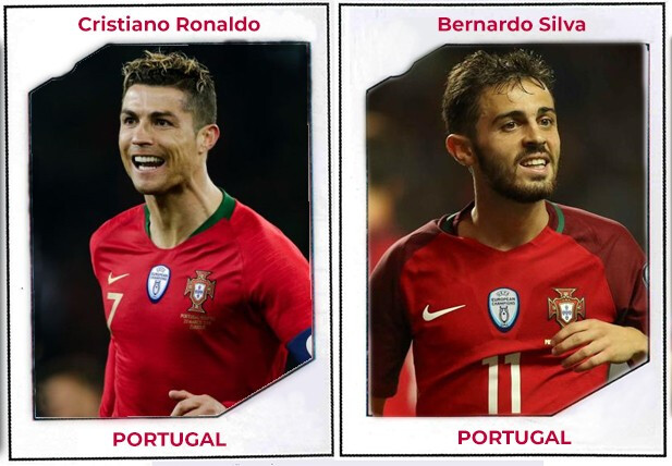 Portugal herois